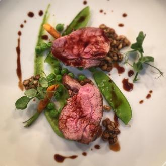 Lamb / Peas / Carrot