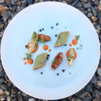 Ratatouille / Basil Pasta / Artichoke / Caper